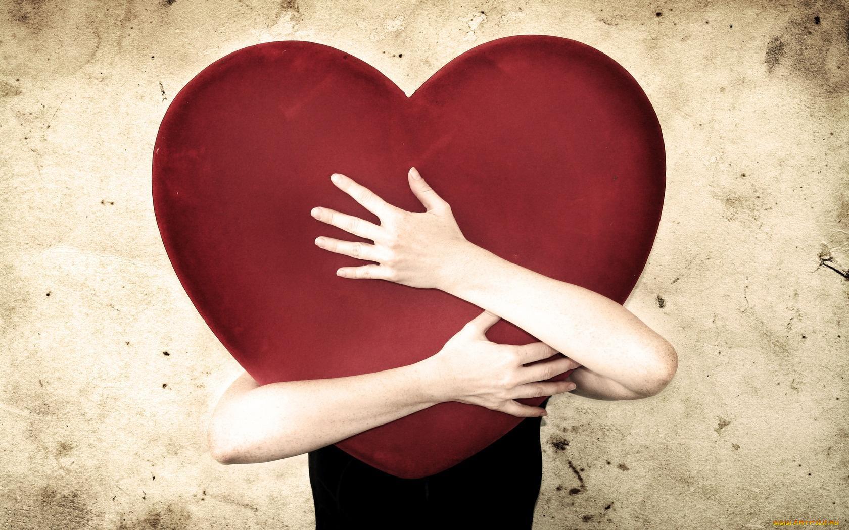 Картинки касаясь сердца